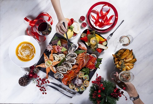 Giáng Sinh Rực Rỡ và Năm Mới Bình An cùng Pullman Hanoi