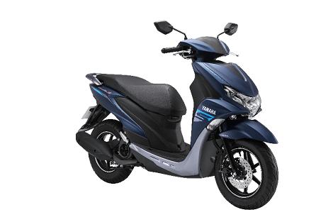 Yamaha Motor Việt Nam ra mắt xe tay ga FreeGo 125cc năng động, thể thao