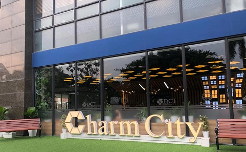 Cư dân Charm Plaza tố chủ đầu tư DCT chiếm đoạt nhà sinh hoạt cộng đồng