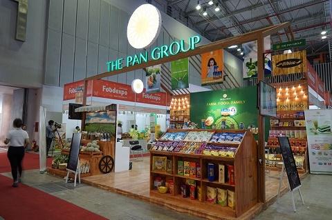 The Pan Group đem đến Vietnam Foodexpo 2019 bức tranh đa màu sắc về Nông nghiệp – Thực phẩm