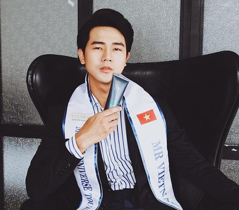 Thương hiệu mỹ phẩm xứ kim chi RX88 lựa chọn nam vương Nguyễn Luân trở thành đại sứ hình ảnh