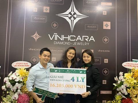 TP.HCM: Khai trương showroom kim cương hiện đại tại Gò Vấp