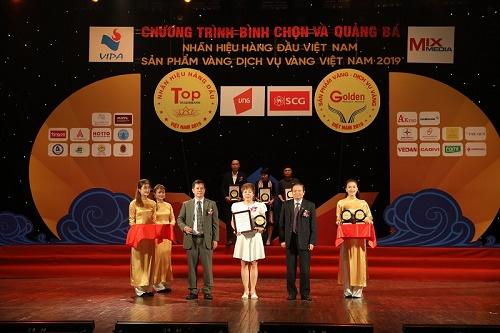 """Tập đoàn Liên Thái Bình Dương (IPPG)  lọt """"Top 50 nhãn hiệu hàng đầu Việt Nam năm 2019"""""""