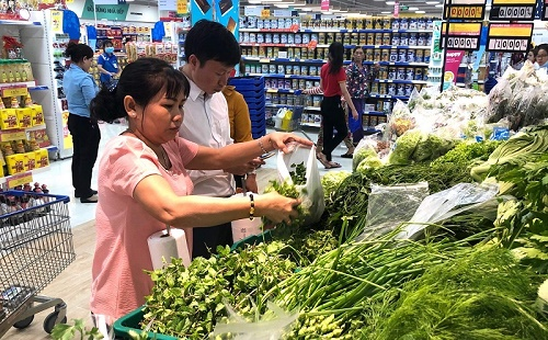 Hệ thống siêu thị Coopmart bắt đầu mở cửa và khuyến mãi từ mùng 2 tết