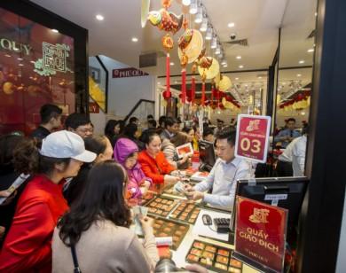 Giá vàng hôm nay 3/2/2020: Ngày vía Thần Tài, vàng chính thức vượt mốc 45 triệu đồng/lượng