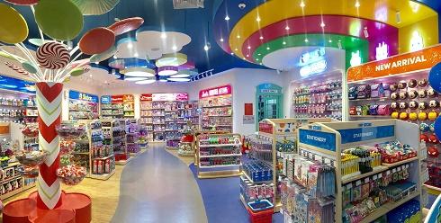 """Khám phá cửa hàng bán niềm vui cho bé nhưng người trẻ cũng """"chết mê"""""""