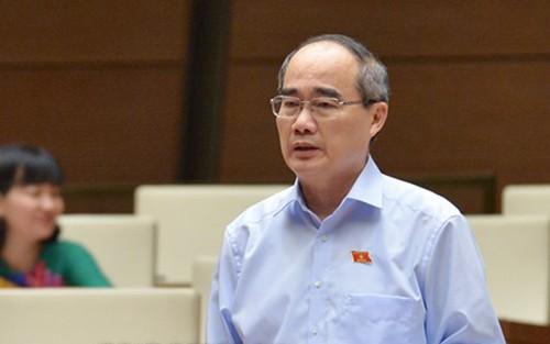 """Ông Nguyễn Thiện Nhân: """"Việt Nam cần công bố hết dịch Covid-19"""""""