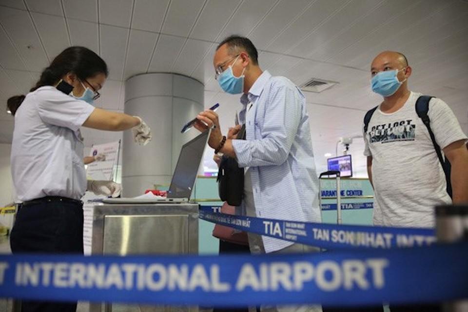 Thắt chặt kiểm soát người từ Đà Nẵng đến TP Hồ Chí Minh để phòng dịch Covid-19