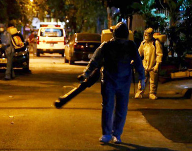 Phong tỏa một tuyến đường ở TP Hồ Chí Minh vì ca nghi nhiễm Covid-19