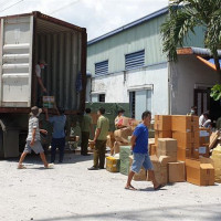 TP Hồ Chí Minh: Phá kho hàng nghi nhập lậu quy mô lớn từ Trung Quốc