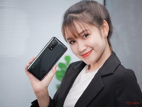 Trên tay nhanh Xiaomi Mi 10T Pro 5G tại Việt Nam: màn hình 144Hz, camera 108MP và 5G