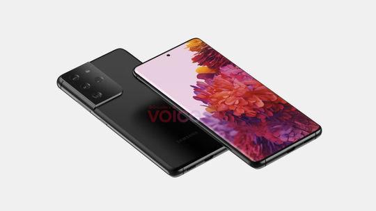 Lộ thông số kỹ thuật của điện thoại Samsung Galaxy S21 Ultra