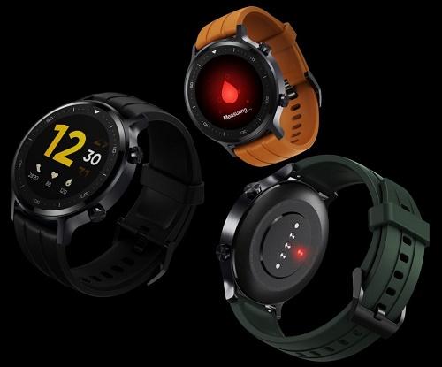 Realme Watch S ra mắt: đo spO2, pin 15 ngày, chống nước IP68, giá 93 USD