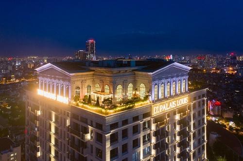 D'. Palais Louis – cung điện đá không dành cho 99,9875% người Việt
