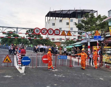Người Sài Gòn phấn khởi trong ngày thông xe cầu An Phú Đông