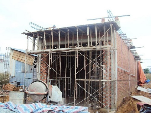 Từ ngày 1/1, 3 trường hợp nhà riêng lẻ được miễn phép xây dựng