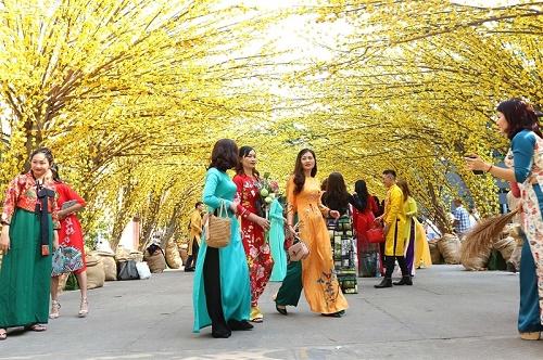 Có gì tại Lễ hội Tết Việt 2021?