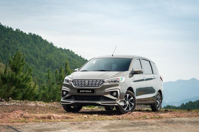 Ertiga Sport – Chiếc MPV nhập khẩu đa dụng, nhận lì xì lớn từ Suzuki