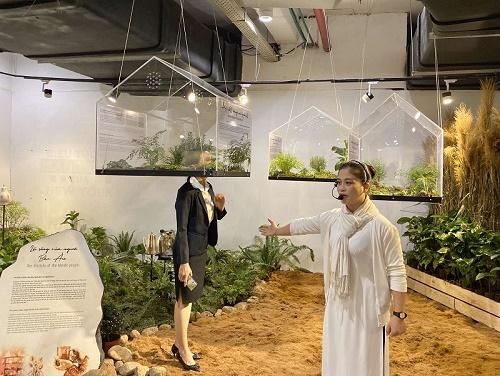 """Có gì tại triển lãm """"Cà phê và sự trở về với tự nhiên"""" tại Bảo tàng Thế giới Cà phê?"""
