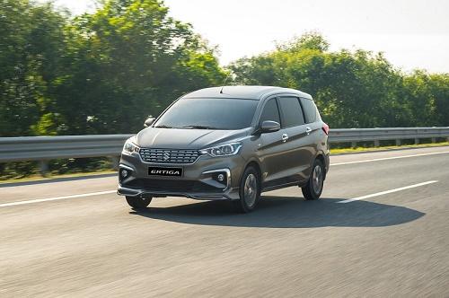 Suzuki bán được 14.582 ô tô trong năm 2020
