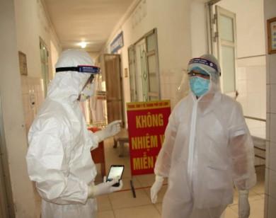 Thông báo khẩn: Tìm người đến phòng công chứng có ca nhiễm Covid-19