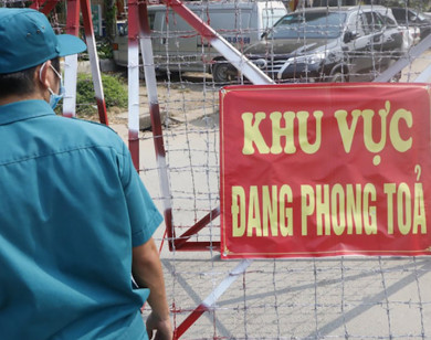 Nhân viên sân bay Tân Sơn Nhất mắc Covid-19: Phong tỏa chung cư Ehome 4 có 1.000 cư dân đang sinh sống