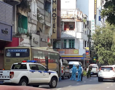 TP Hồ Chí Minh: Công an điều tra vụ 40 người Trung Quốc nhập cảnh trái phép