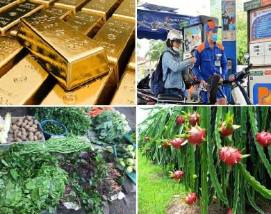 Tiêu dùng trong tuần (từ 8-14/3/2021): Giá vàng, xăng, thực phẩm đồng loạt tăng mạnh