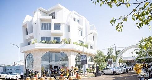 Dự án Thành phố Cà phê với 99% giao dịch thành công trong 80 phút.