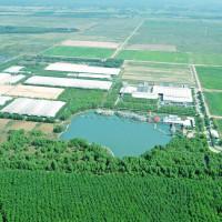 Vinamilk ra mắt hệ thống trang trại sinh thái Vinamilk Green farm