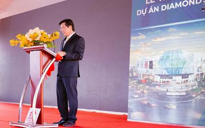 Uy tín của chủ đầu tư đảm bảo cho sự tăng trưởng của Khu đô thị Diamond City