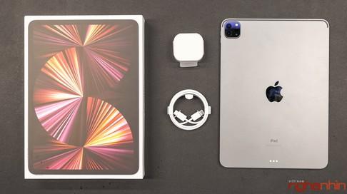 Trên tay iPad Pro M1 11 inch: giá trên 23 triệu đồng, tính năng Center Stage hữu ích