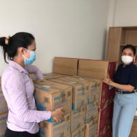 TNI King Coffee tiếp tục hỗ trợ các y bác sĩ tuyến đầu chống dịch tại TP Hồ Chí Minh và Bình Dương