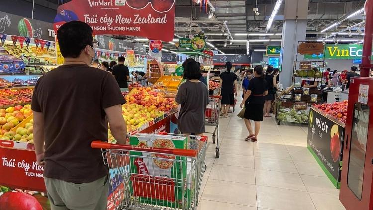 Giá thực phẩm tăng do giãn cách xã hội đẩy CPI tháng 7/2021 tăng mạnh