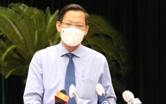 20 giờ tối nay: Chủ tịch UBND TP HCM Phan Văn Mãi đối thoại trực tiếp với người dân