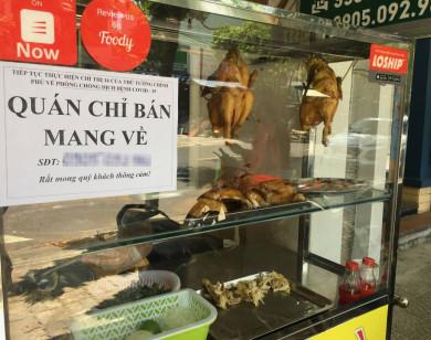 TP Hồ Chí Minh cho phép quán ăn hoạt động theo hình thức ''bán mang đi''