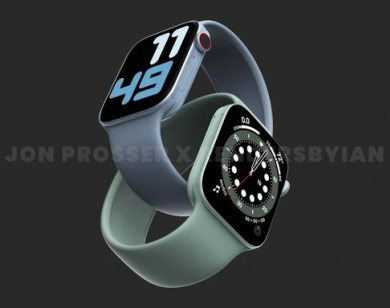 Apple lùi thời điểm ra mắt Watch Series 7