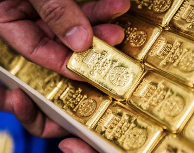 Giá vàng ngày 22/9/2021: Tiếp đà tăng mạnh